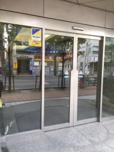 ⑩東豊ビル玄関自動ドア10