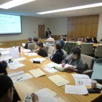 品川区内で城南地区会員懇談会を開催/22名が参加