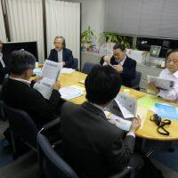 TPP問題などを議論/第1回メディア懇談会を開催