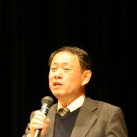 丹沢秀樹氏を講師に/周術期口腔管理研究会を開催しました