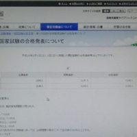 歯科医師国家試験合格者を発表/第107回も東京歯科大学がトップ