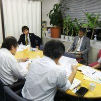 都に対する予算等への要望を中心に議論/第3回メディア懇談会を開催