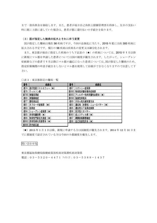難病医療費助成制度③550pix