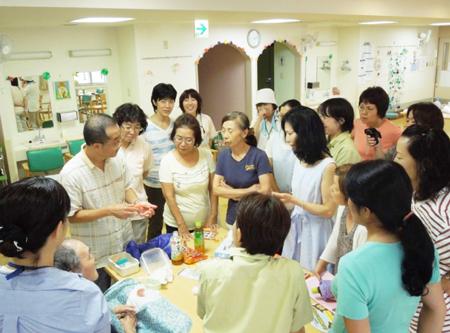 地域医療部長談話イメージ写真