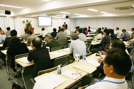 総会記念講演会場風景IMG_0682