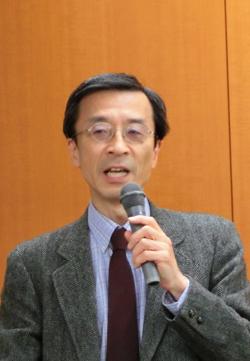 藤井康弘氏
