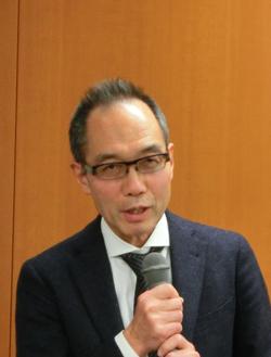 田中英一氏