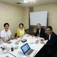 「いしゃ先生」原作者 あべ美佳さんと打ち合わせを行いました!