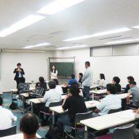 第1回 学術ベーシック講座を開催しました